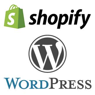 SEO Optimization Shopify WordPress Content